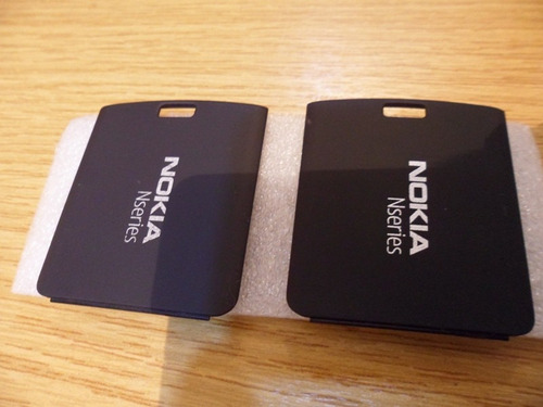 tapa de bateria de nokia n95 todos los modelos negra nueva.