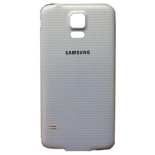 tapa de bateria samsung galaxy s5 blanca nueva original