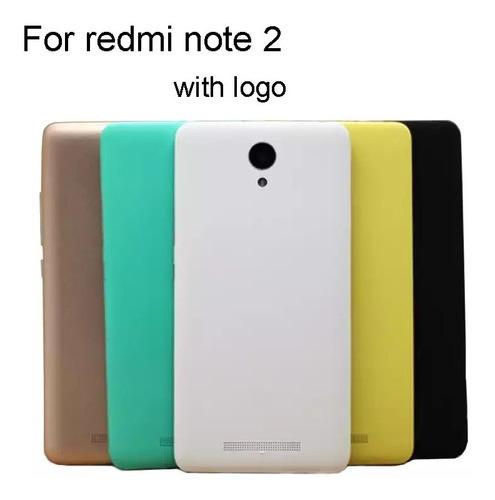 tapa de bateria xiaomi redmi note 2 - bajo pedido