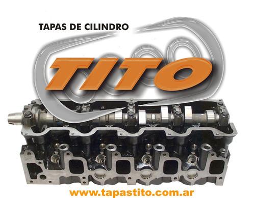 tapa de cilindro r19 kangoo clio trafic 1.9 diesel f8q nueva