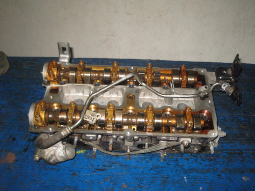 tapa de cilindros chebrolet 1.8-16v importada de europa