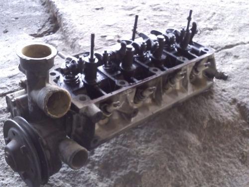 tapa de cilindros ford gl 1.3 1.6 brasilero consultar