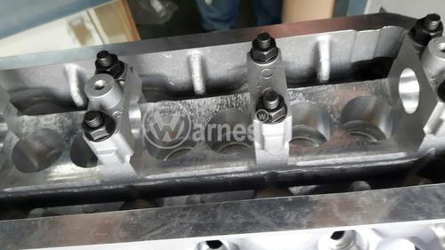 tapa de cilindros vw polo gol saveiro caddy 1.9 diesel