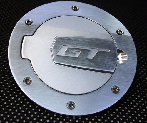 tapa de combustible de aluminio ford mustang