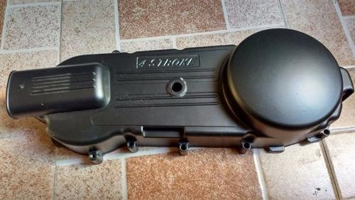 tapa de crank carter izquierdo motonetas 150cc italika vento