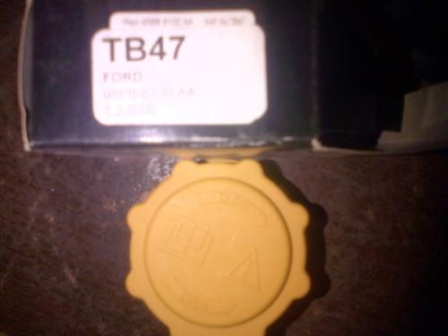 tapa de deposito de liquido refrigerante ford tb47/tb52