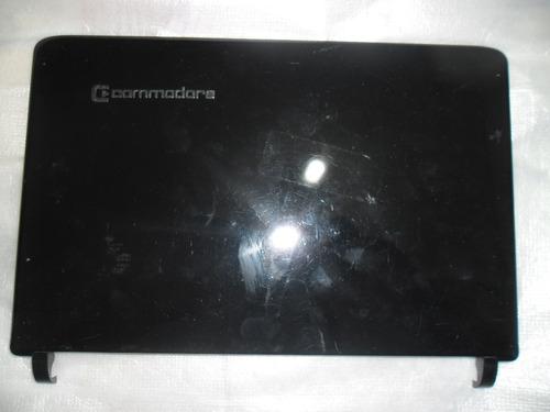 tapa de display para netbook commodore ke tv00 mb32