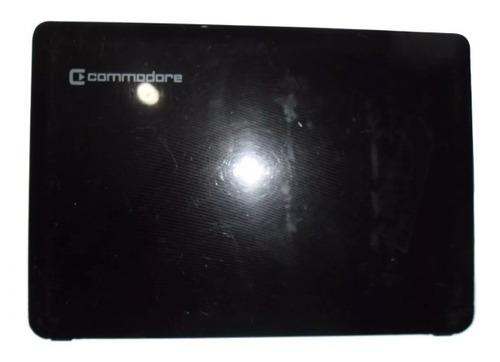 tapa de display para notebook commodore a24a, tcl, rca