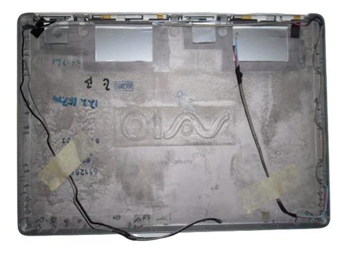 tapa de display top cover lcd sony vaio pcg-gr3l vgn-c240e