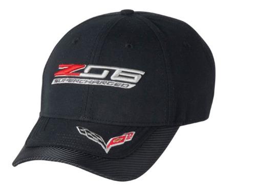 tapa de fibra de carbono corvette z06 c7 (negro) talla única