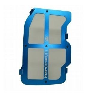 tapa de filtro de aire pro azul yfz450r 450r henryonfire