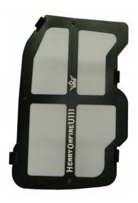 tapa de filtro de aire pro negra raptor 700 henryonfire juri