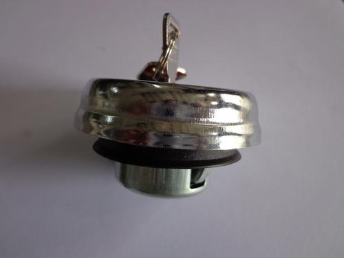 tapa de gasolina unviersal de 35mm con llave sobreruedas