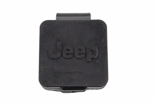 tapa de goma para barra de tiro jeep original mopar
