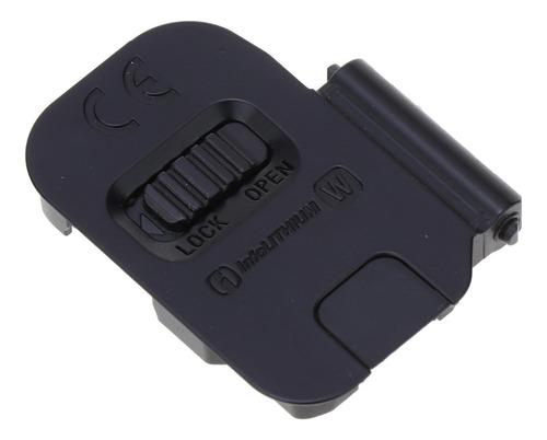 tapa de la tapa de la tapa de la batería para sony ilce-7