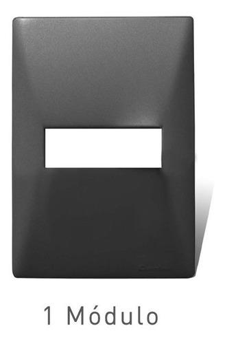 tapa de luz/ bastidor cambre siglo xxii 1/2/3/4m gris