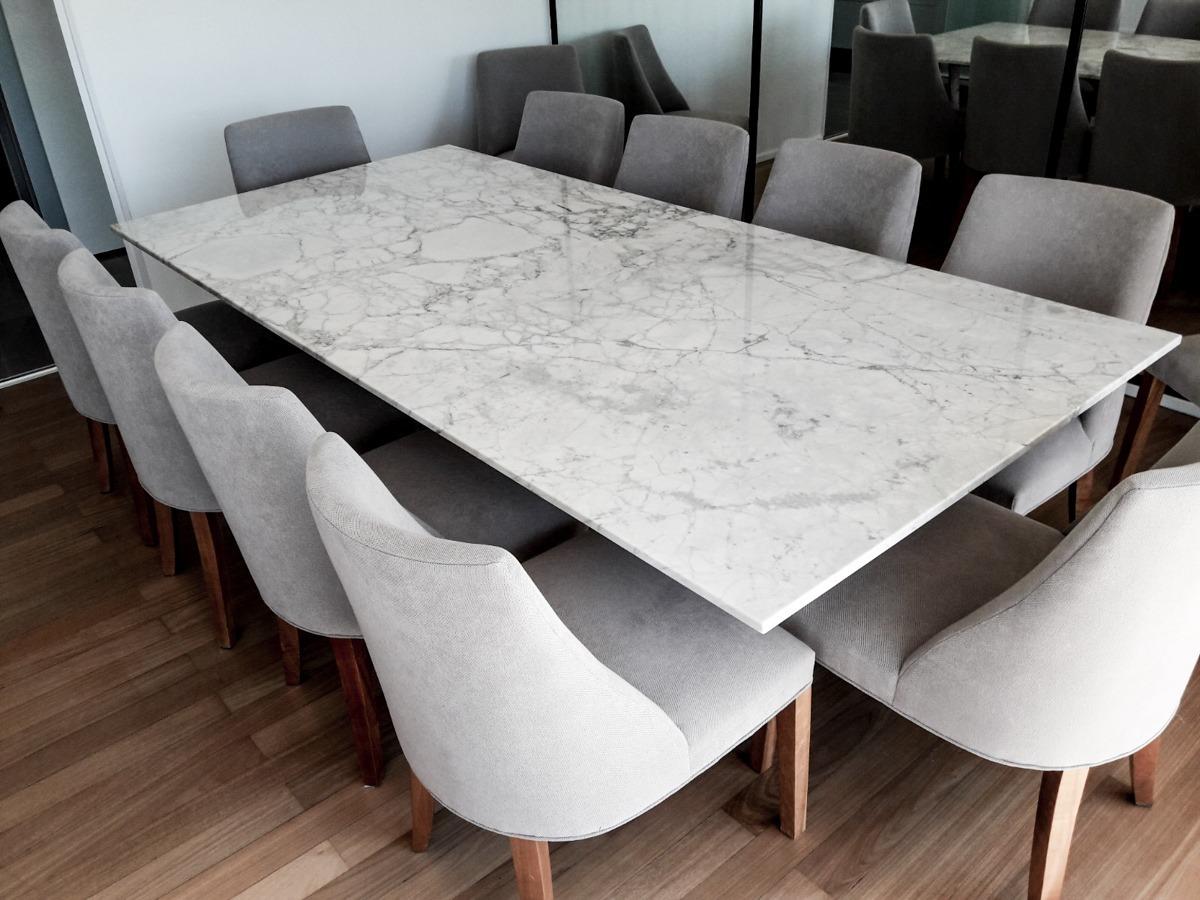 Tapa De Mesa Mármol Carrara, Comedor, Estar - Forma Y Diseño ...