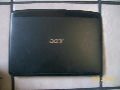 tapa de pantalla y bisel para acer aspire 4520, c27   vbf
