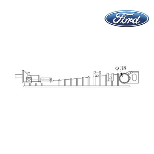 tapa de plastico para radiador de ford windstar 96-98