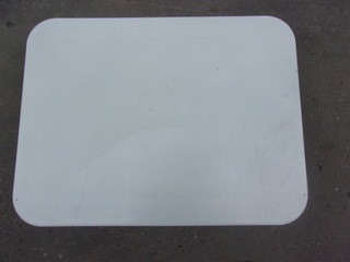 tapa de techo de ford cargo 815(usado)