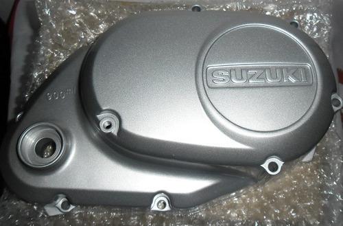 tapa del motor derecha moto ax-100 suzuki original