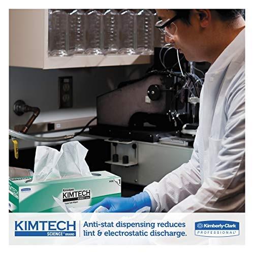 tapa delicada de kimwipes limpiadores de ciencia kimtech
