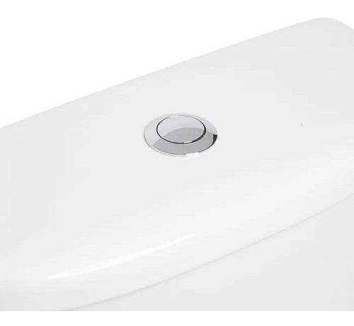 tapa deposito inodoro loza blanco