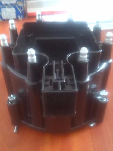 tapa distribuidor chevrolet e/e 8 cil c/carbon dc-100