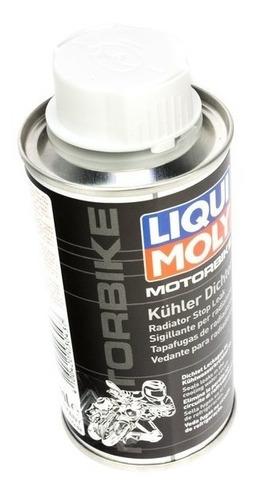 tapa fugas de radiador para motos liqui moly 125ml