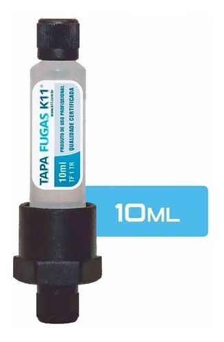 tapa fugas k11®  tf  1 tr 12.000 btus  dose única 10ml
