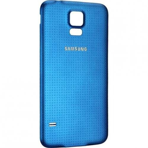 tapa galaxy s5 azul