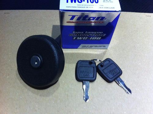 tapa gasolina universal 2 llaves pasta envios todo el pais