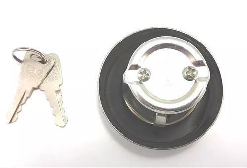 tapa gasolina universal metal ford c/llave 38mm.ppa