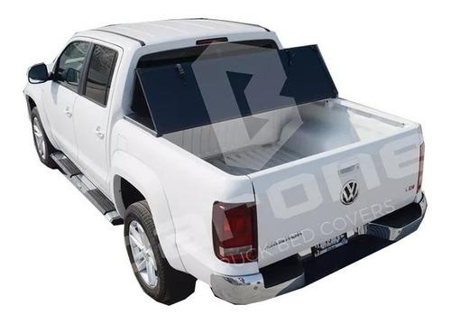 tapa hard 3 fold cover volkswagen amarok 2010-2018 doble cab