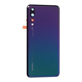 Tapa Huawei P20 Pro Twilight Glass Camara Original