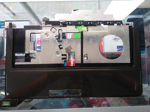 tapa inferior carcasa touchpad portátil lenovo ideapad y460