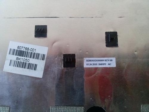 tapa inferior de base hp mini 110-3000 cq10 607768-001