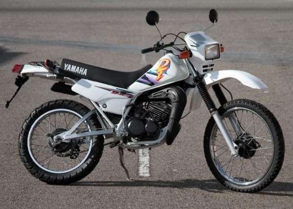 Precio De Una Moto Yamaha Dt
