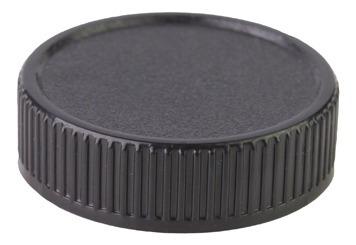 tapa lente cubierta camara m42 negro