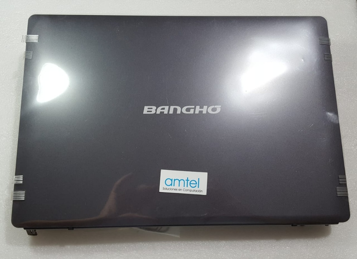 Tapa Marco Y Bisagras Notebook Bangho Max G5 Nuevo Original - $ 800 ...