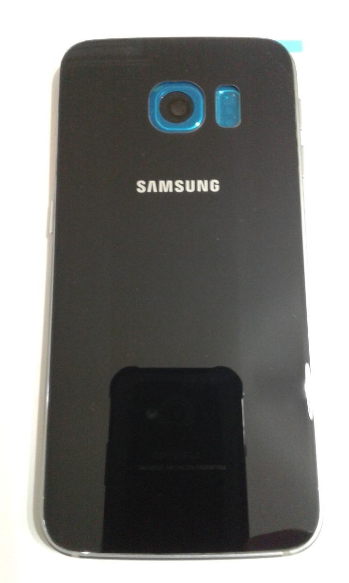 8d874cbd6dd Tapa + Marco Y Carcasa Trasera Samsung S6 Edge - $ 499,00 en Mercado ...