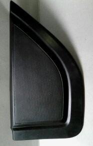 tapa moldura triangular externa puerta aveo lt 4ptas fibra