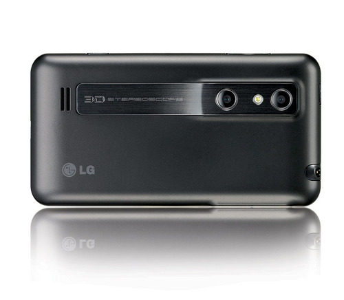 tapa original lg stereoscopic 3d p920 negro