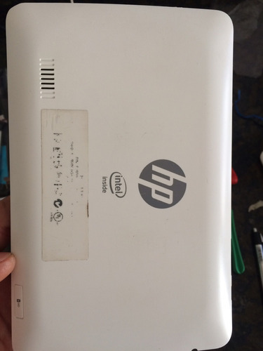 tapa original tablet hp spare 1800