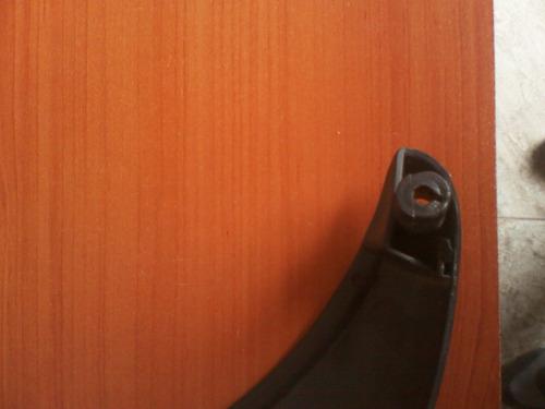 tapa ovalo de tapiceria de puerta derecha de ford ka
