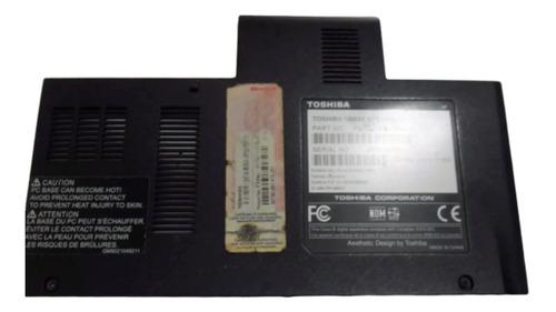 tapa para base inferior de netbook toshiba nb505 - sp0110a