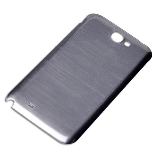 tapa para bateria back  para samsung galaxy note2 n7100 gray