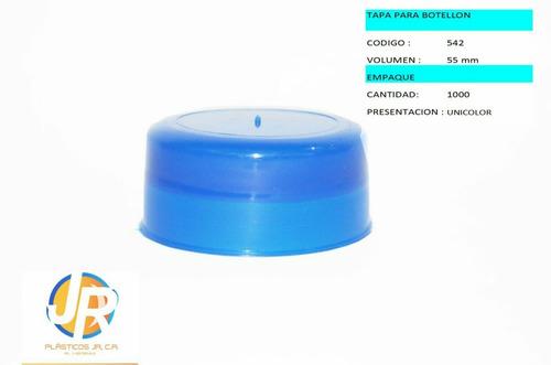 tapa  para botellon de agua