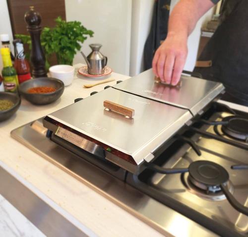 tapa para la planchetta - cocina a la plancha