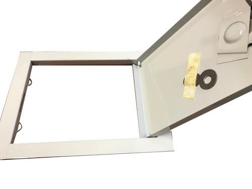 tapa para llave de paso en hierro esmaltado